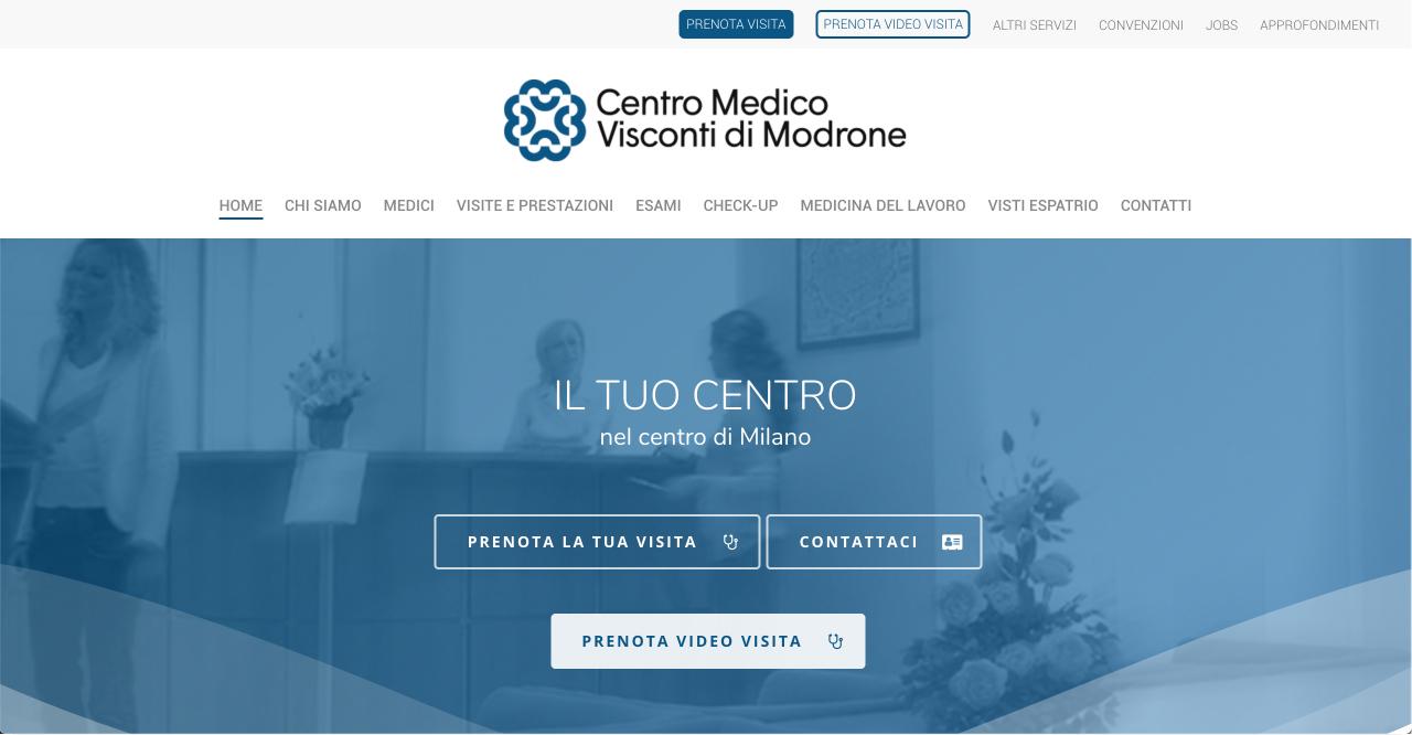 cmvm-website – tiablo studio grafico web